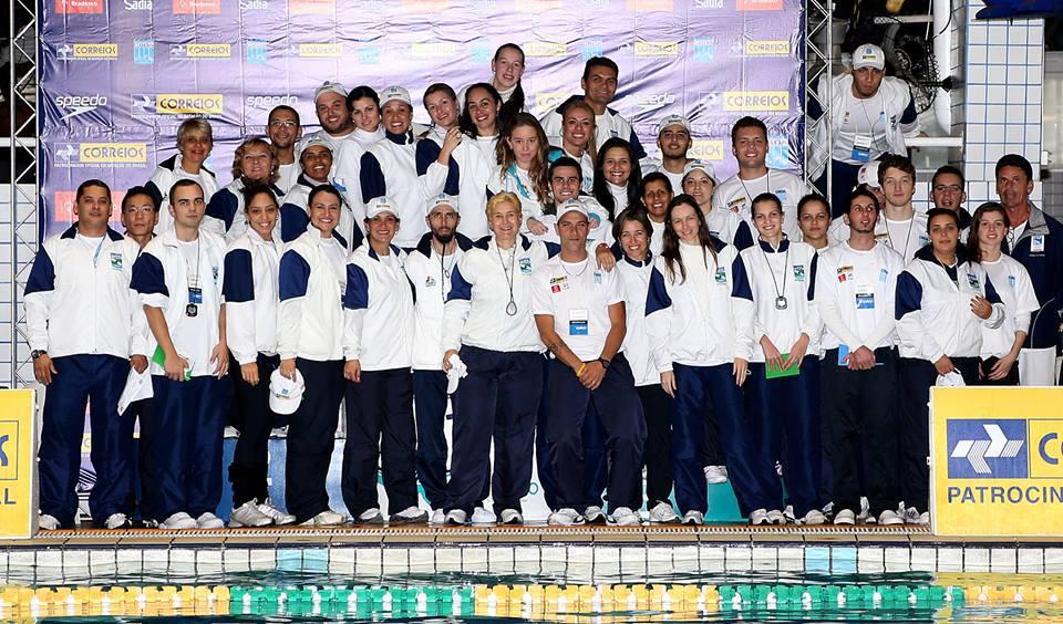 Campeonato Brasileiro Junior e Sênior 2013