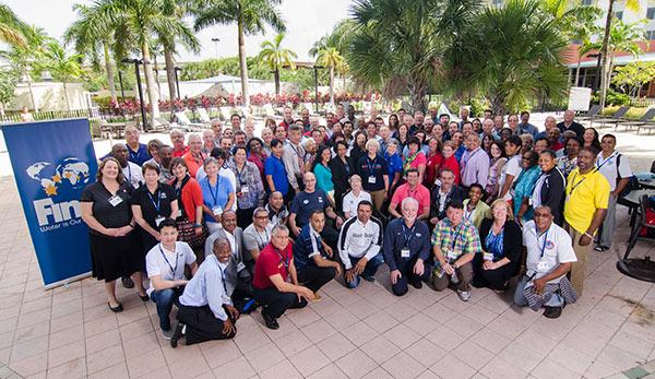 Participantes do Seminário de 2014, em Miami
